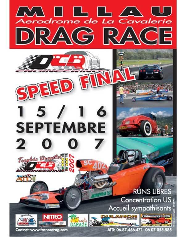 Affiche Millau septembre 2007